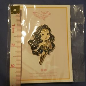 Wonder Woman Pin
